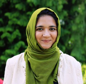 Wajiha Mehdi, PhD student in the Institute of Gender, Race, Sexuality and Social Justice
